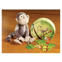 Mattie Monkey Plush