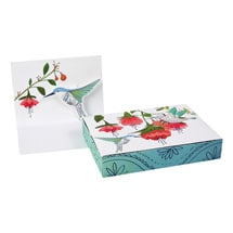 Pop-Up Hummingbird Note Cards