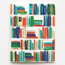 Beautiful Bookshelves Note Cards