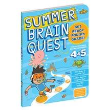 Summer Brain Quest - Grades 4 and 5