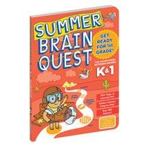 Summer Brain Quest - Grades K and 1