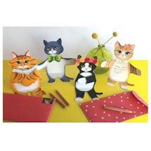 Kitten Cuddles Cards