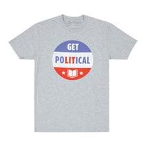 Get PoLITical T-Shirt - Unisex