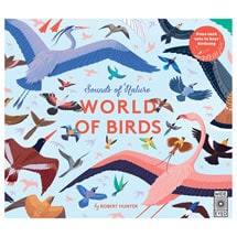 Sounds of Nature Books - World of Birds