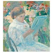 2021 Reading Woman Wall Calendar