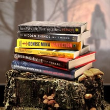 Autumn Reading Collection: Mysteries