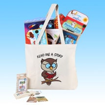 """Well-Read Kids' Packs - """"Read Me a Story"""" for ages 3 to 5"""