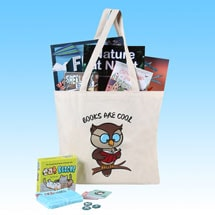 """Well-Read Kids' Packs - """"Books Are Cool"""" for ages 9 to 12"""