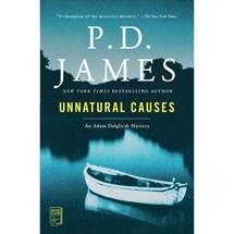 Adam Dalgliesh Novels - Unnatural Causes