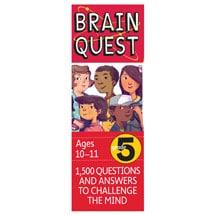 Brain Quest Decks - Fifth Grade