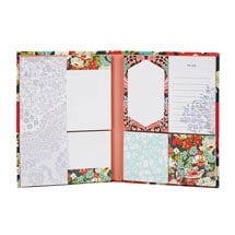 Liberty London Floral Collection - Sticky Notes Book