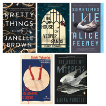 2021 Winter Reading Collection: Mysteries