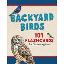 Backyard Flashcards: Birds