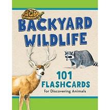 Backyard Flashcards: Wildlife