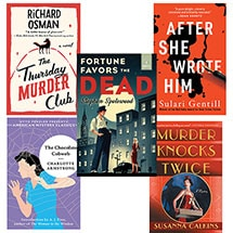 2021 Spring Reading Collection: Mysteries
