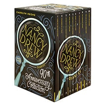 The Nancy Drew Diaries Collection