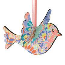 Liberty London Ornament: Dove