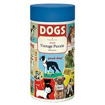 Dogs Vintage Puzzle