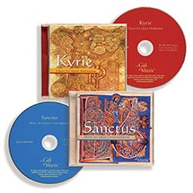 Kyrie CD: Chant for Quiet Meditation