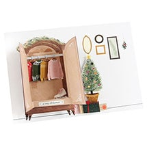 Sweaters Pop-Up Card