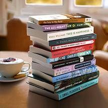 2022 Bas Bleu Year of Novels Collection - Ship Seasonally (Four shipments of three books each)