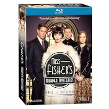 Miss Fisher's Murder Mysteries Boxed Set: Season 1-3 DVD/Blu-ray